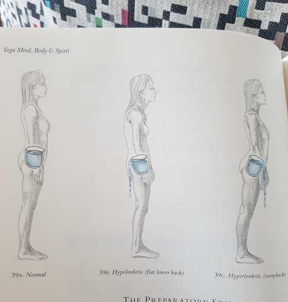 Basic stance - balanced foundation