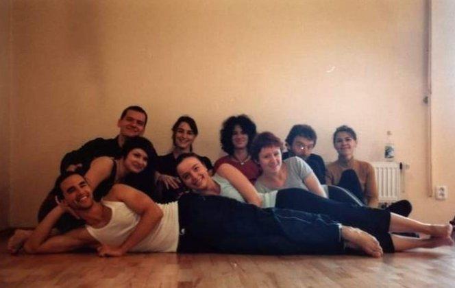Ausbildung mit Ashtanga Yoga Lehrerin Nancy Gilgoff in Prag