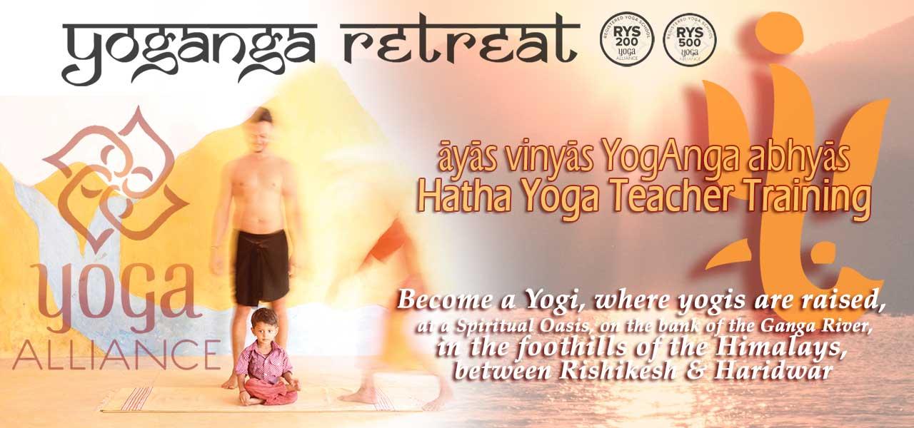 Yoga Alliance 500 hour Teacher Training curriculum