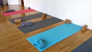 Yoga Raum © Annette Bauer yoga-xperience.de
