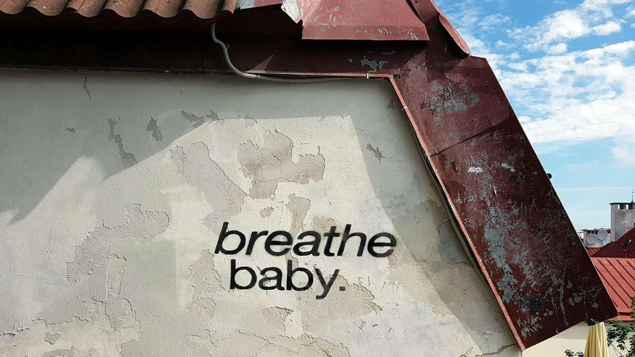 Breathe-baby atmen © Annette Bauer