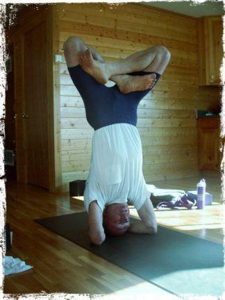 2011 John Abbot former Yoga Journal magazine publisher