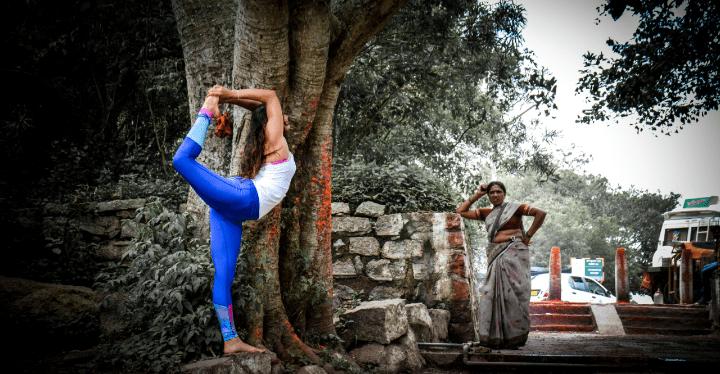 Waarom een blog over yoga