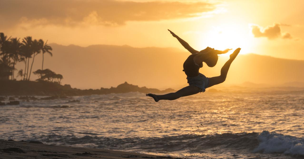 Waarom yoga buiten zo fijn is
