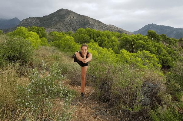 Yoga Outdoors Simone Energiek