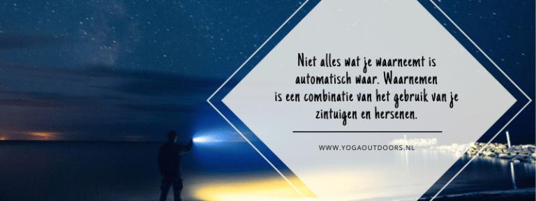 Intuitie automatisch waarnemen