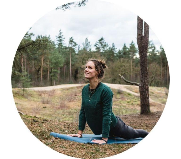 Yoga en natuur workshop