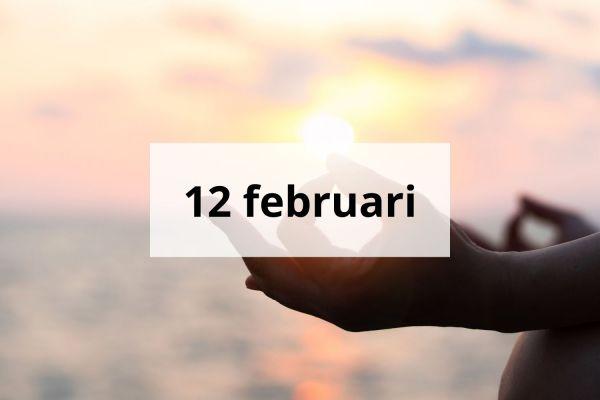 12 februari retreat