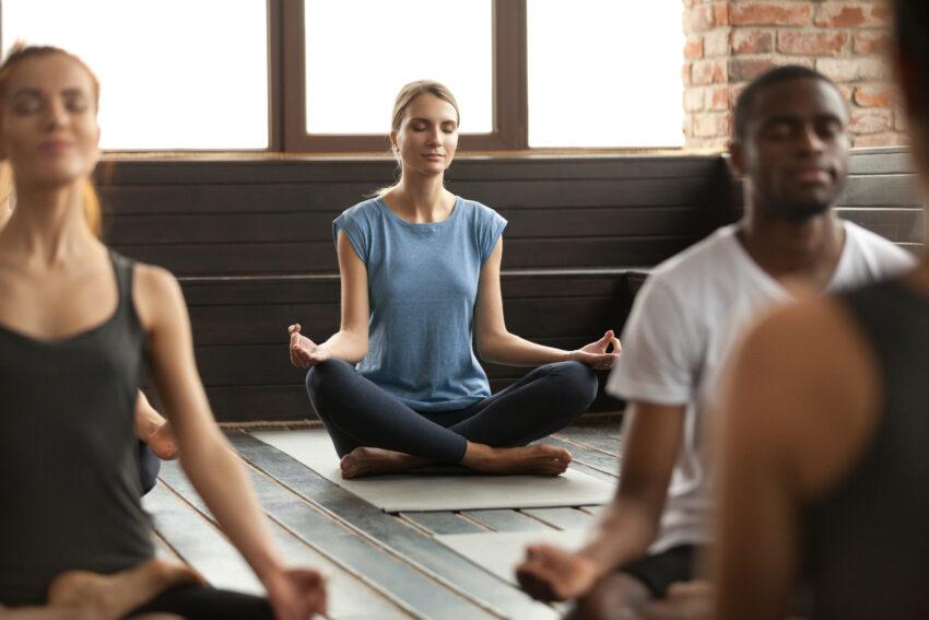 Yoga Classes In Parramatta