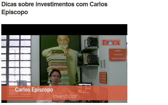 Investimentos e Método DeRose