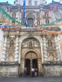 Antigua church