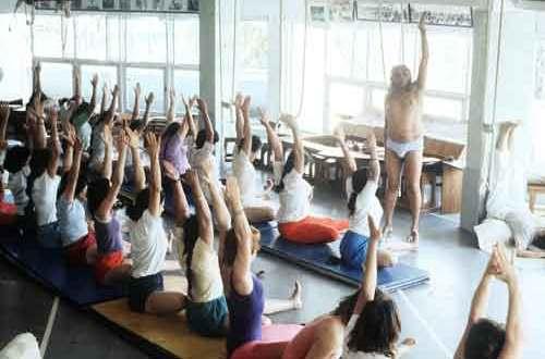 Discipline in Yoga