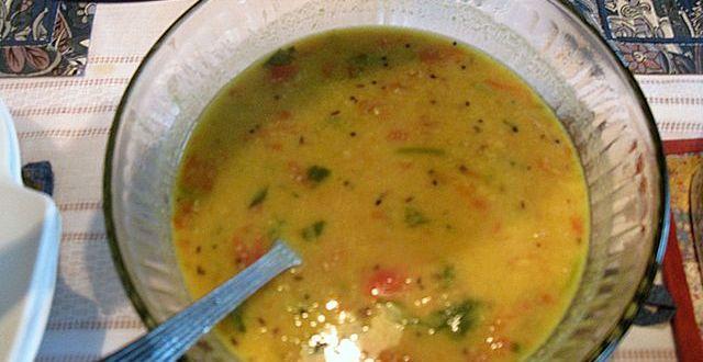 Mung Dal Soup
