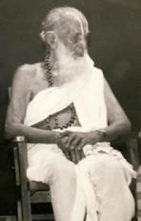 T Krishnamacharya aged 91