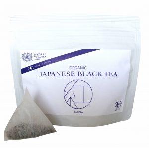 ハイドラルヨガティーのジャパニーズ・ブラックティー。国産紅茶。