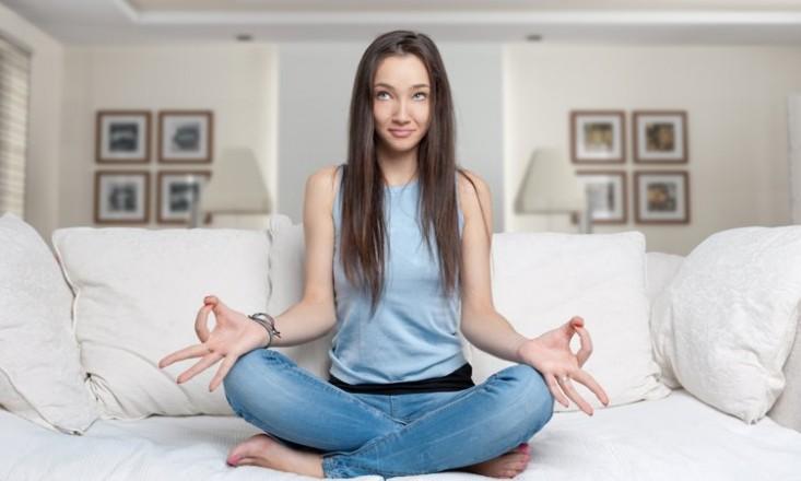 Pasos para practicar yoga en casa - Inicio yoga en casa ...