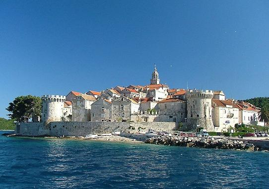 korcula-old-town