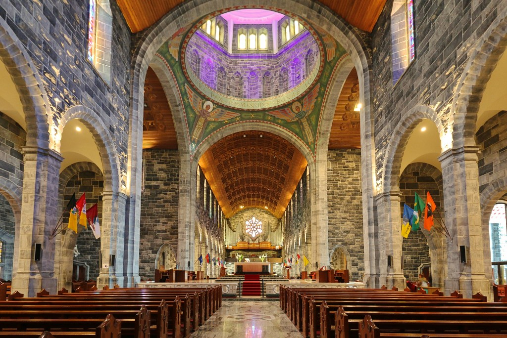 Galway Cathedral, Galway, Co. Galway, Ireland