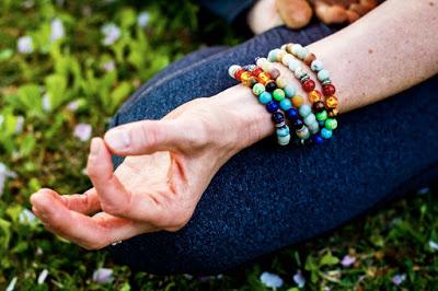 Finger Mudras for yoga