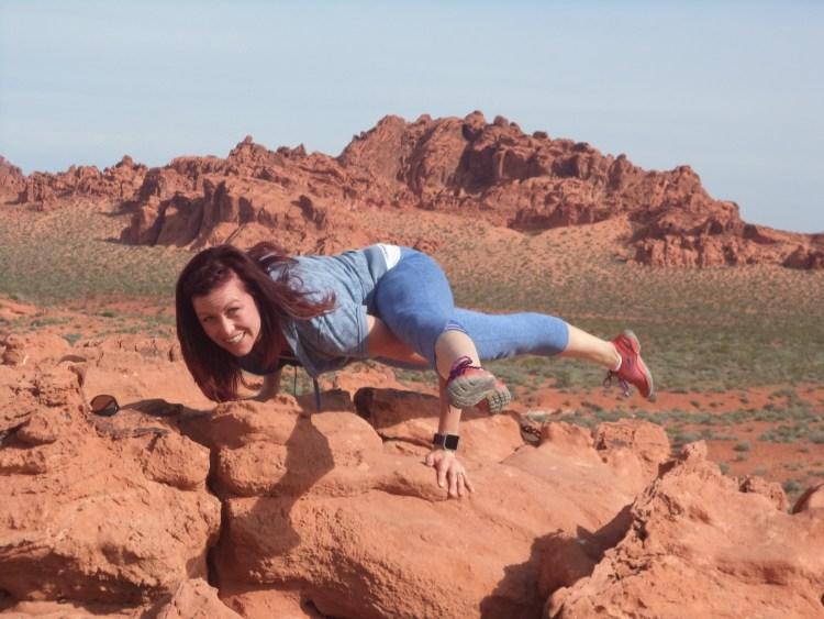 Arm Support Yoga Poses- Eka Pada Koundinyasana A