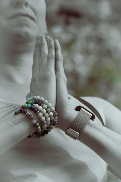 Mudras for Vitality