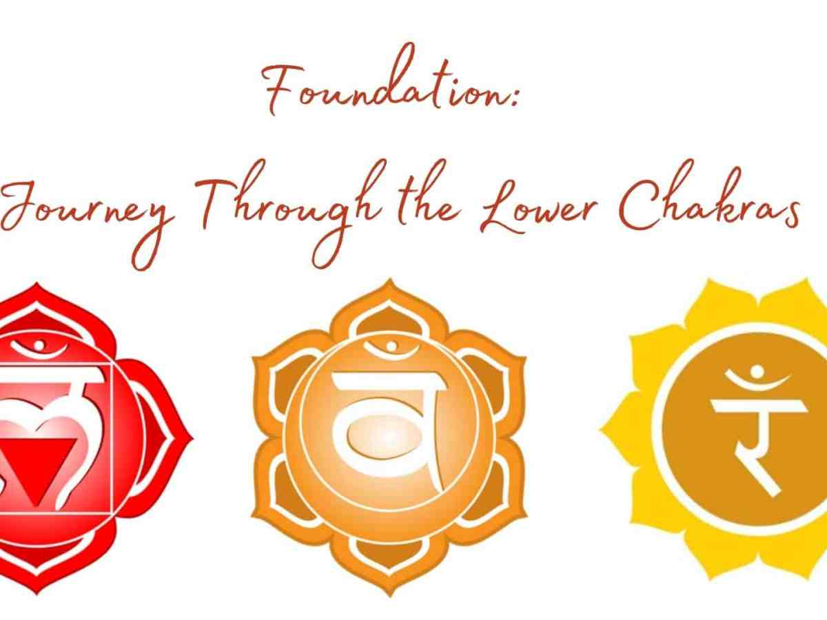 Foundational Chakra Balancing
