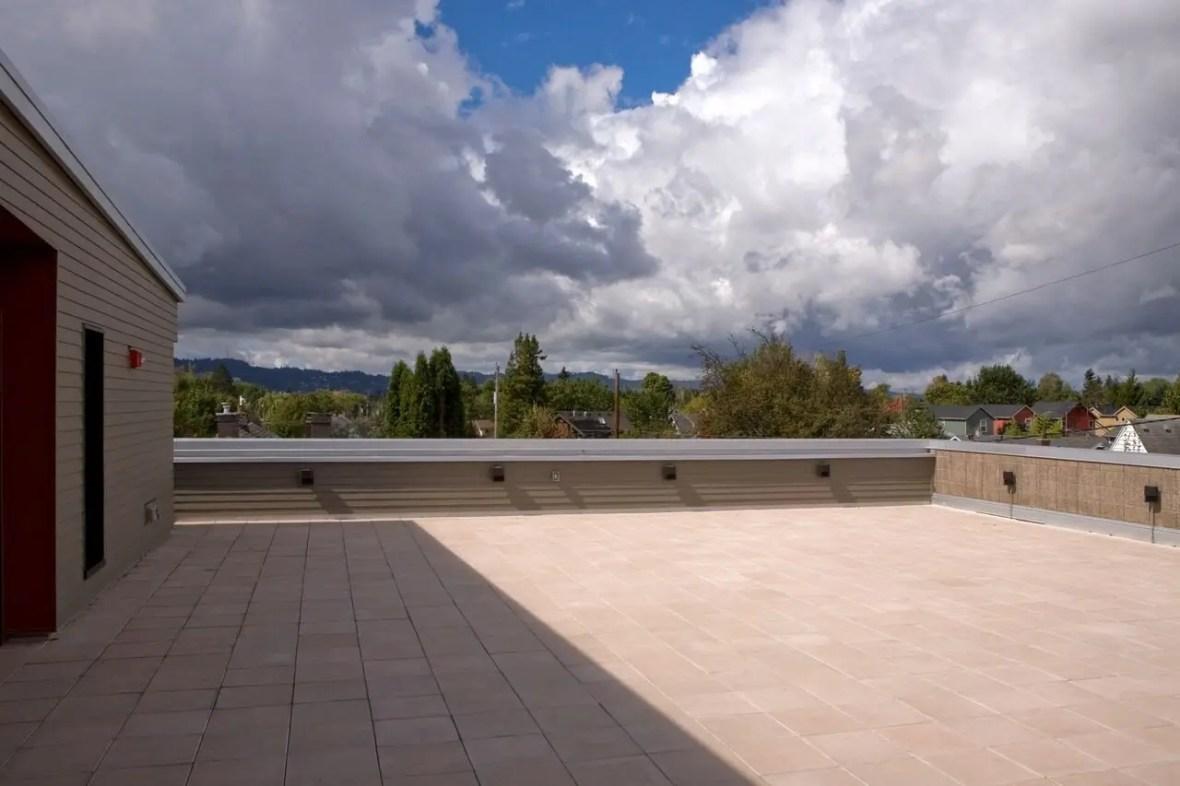 Portland's Event Rental Rooftop