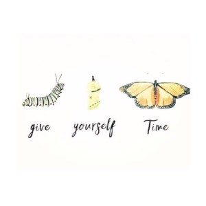 give yourself time (vierkant)