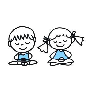 yogales voor kinderen praktisch bij YogaVé in Deinze