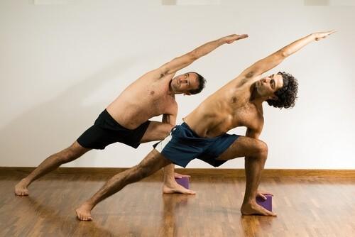 Yoga for Men's Health