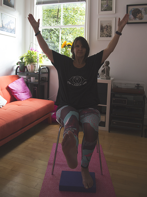 CHAIR YOGA WATTON