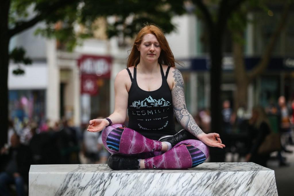 Yogavision Norwich shoot Kirsty 41