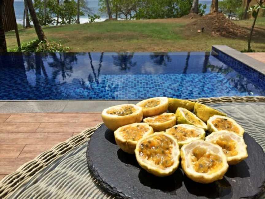 Tropical fruit in Sri Lanka
