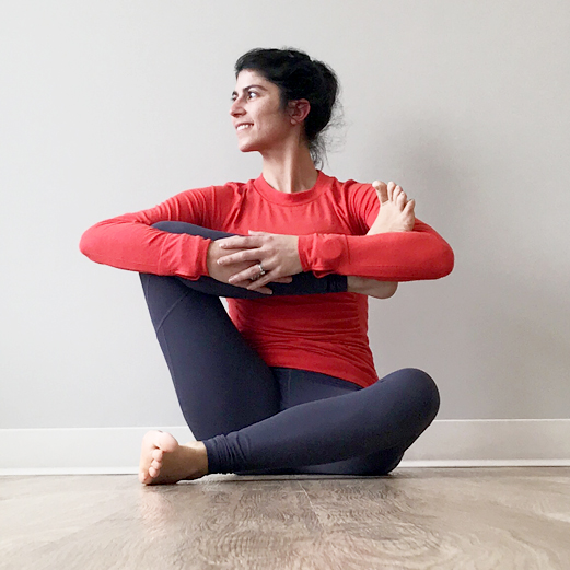 Hip Mobility and Functionality Through Yoga Workshop April 24 at Radiance Yoga Alexandria, VA with Yoga and Wellness with Angelina Fox, ERYT500, YACEP Yoga Teacher and Ayurveda Health Counselor