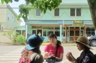 Ice cream in Hawi
