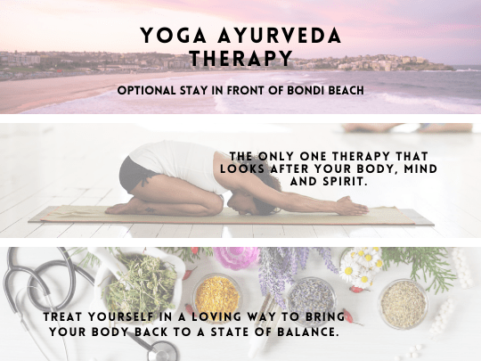 Yoga Ayurveda therapy retreat