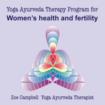 Yoga Ayurveda Therapy for Women's health and fertility