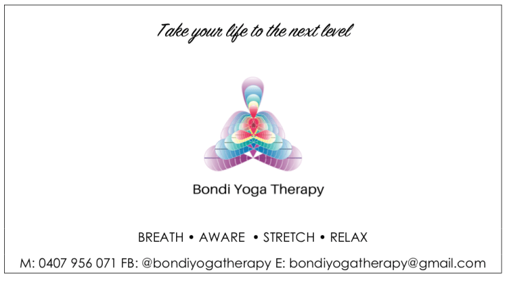 bondi yoga therapy