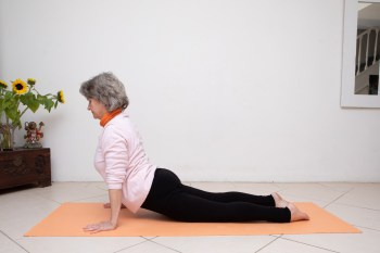 Yoga for over 40s online