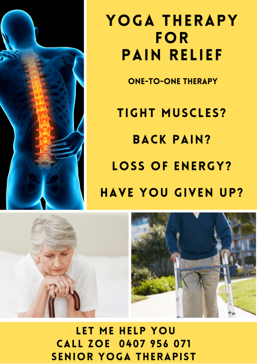 yoga therapy for pain relief