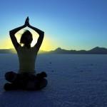 Йога – гармония души и тела: медитация