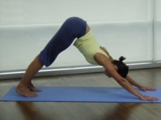 Yoga from the headache: shavasana Halasana uttanasana prasarita padottanasana pashimotanasana jana sirshasana viparita karani adhomukha svanasana adhomukha virasana situbandha sarvangasana