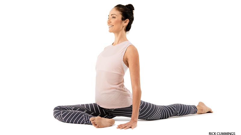 Anatomy 3 Последовательность асан для раскрытия тазобедренных суставов: