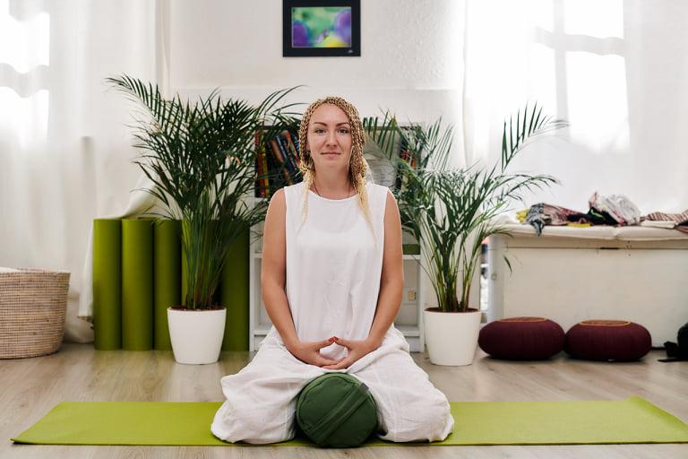Йога в родах. Техники, которые работают: