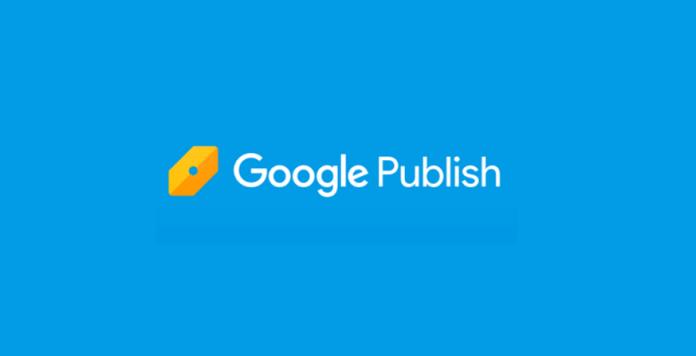 Google publish