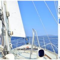 Shake down sail