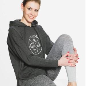 yoga-hoodie-damen-grau-kaputzenpullover