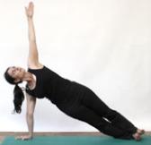 Side Plank Pose-basic (Vasisthasana)