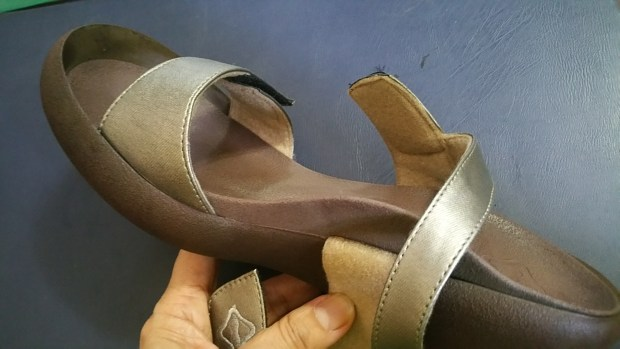 Full arch and heel support