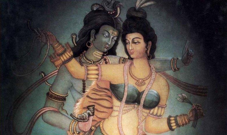 Shiva Shakti - Vigyan Bhairav Tantra